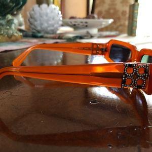 Salvatore Ferragamo Accessories - Salvatore Ferragamo Sunglasses and Case 2036-B